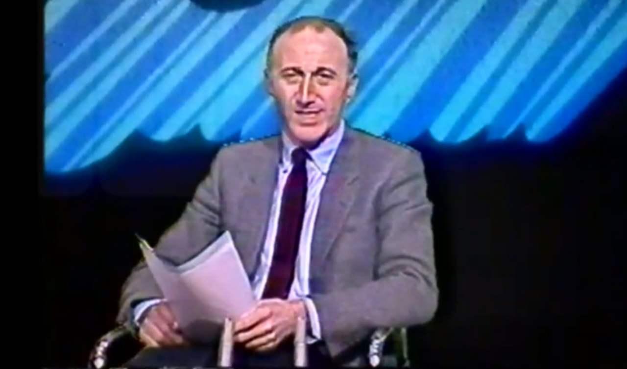 Gianfranco De Laurentiis, l'ultimo saluto al giornalista (YouTube)