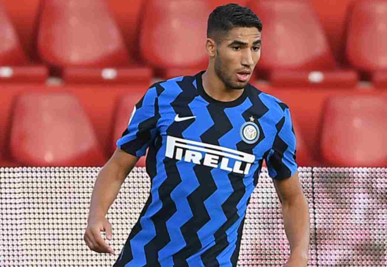 Inter, Hakimi è un caso (Getty Images)