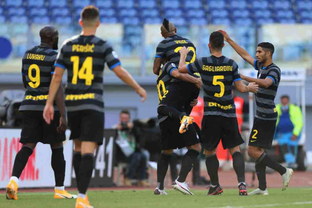Inter-Borussia Monchengladbach, dove vederla (Getty Images)