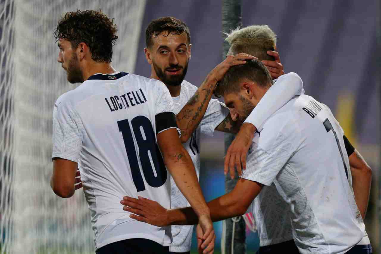 Italia-Olanda, dove vederla (Getty Images)