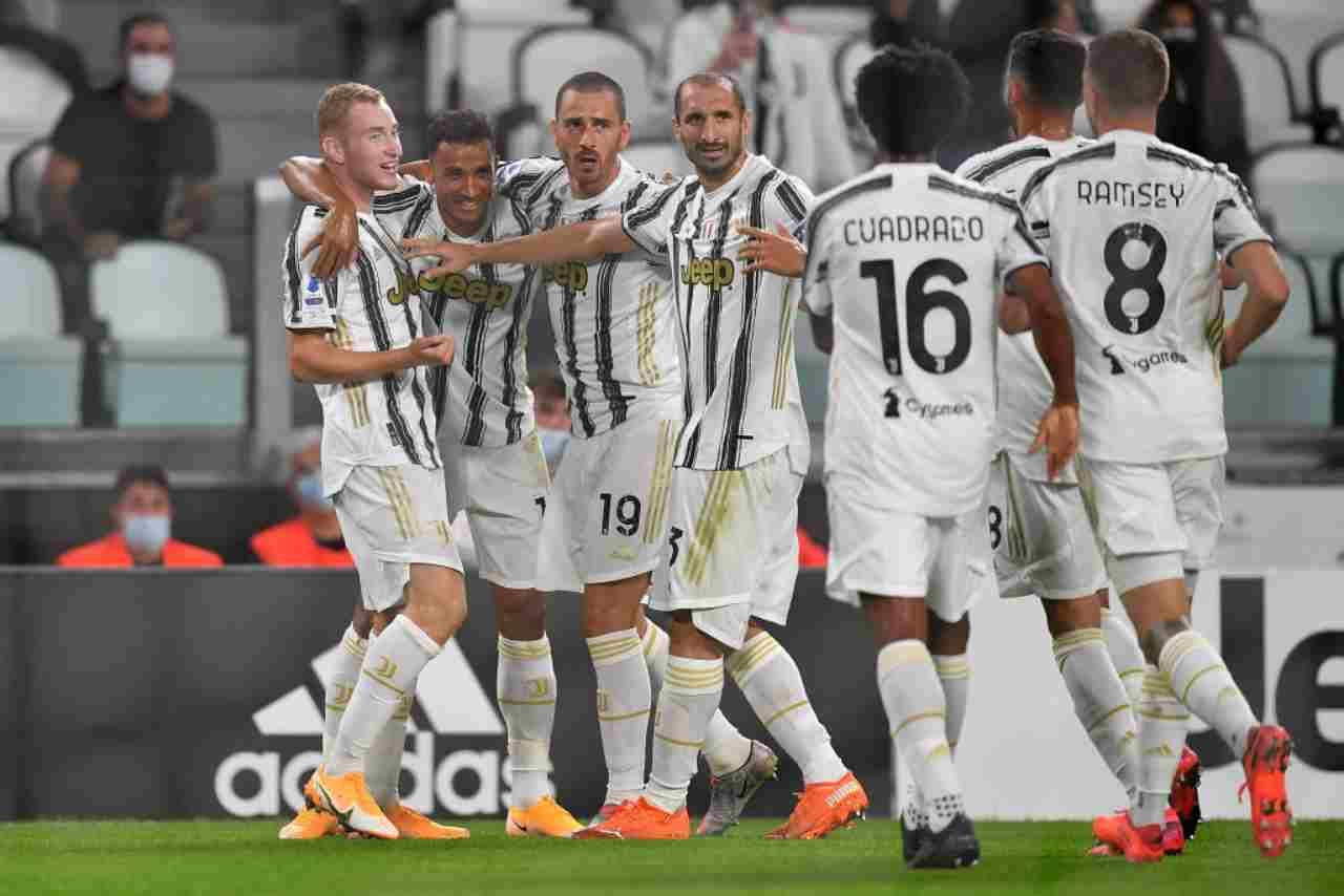 Crotone-Juventus, dove vederla (Getty Images)