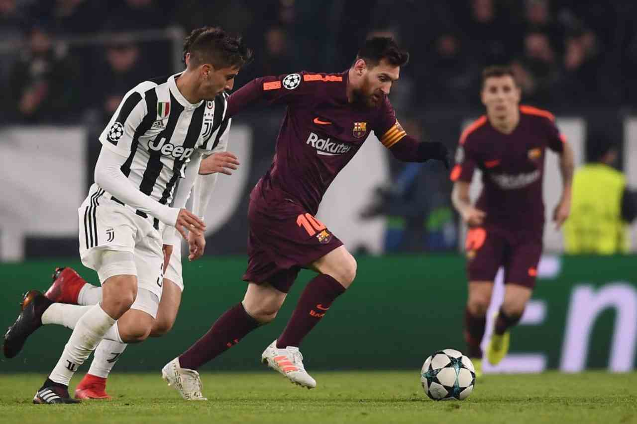 Juventus-Barcellona, i precedenti della gara (Getty Images)