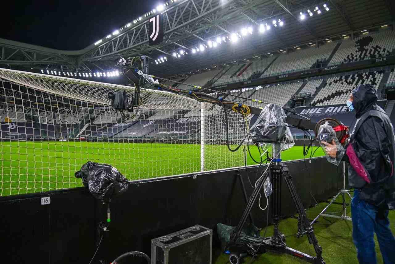 Juventus-Napoli (Getty Images)