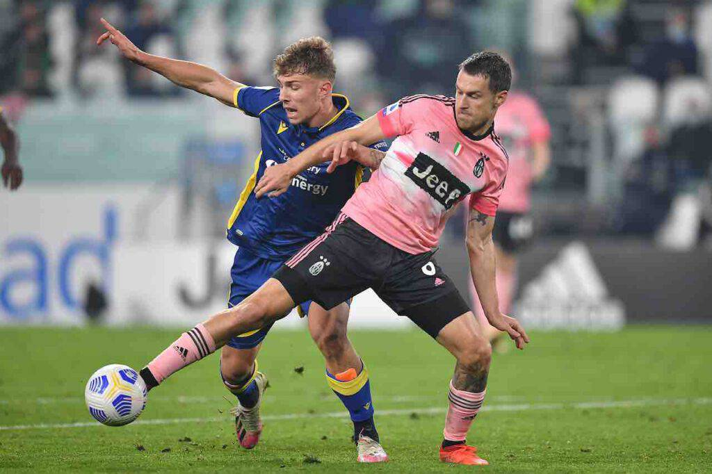 Juventus-Verona, la sintesi del match (Getty Images)