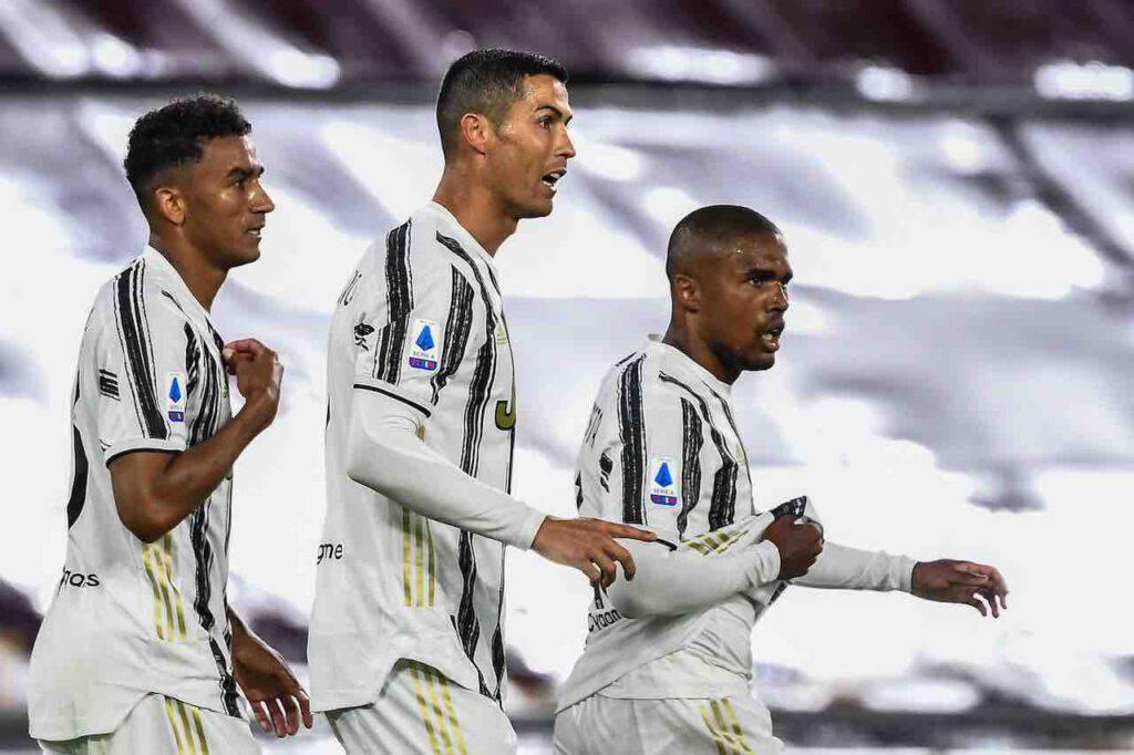 Juventus, in attesa di sviluppi la questione del violato isolamento di alcuni giocatori (Getty Images)