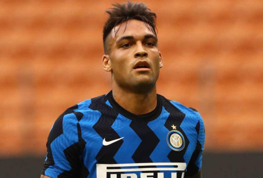 Inter-Parma, Conte punta su Lautaro (Getty Images)