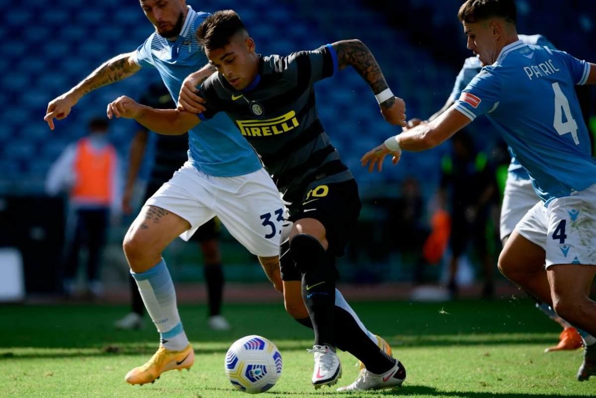 Lazio Inter Highlights