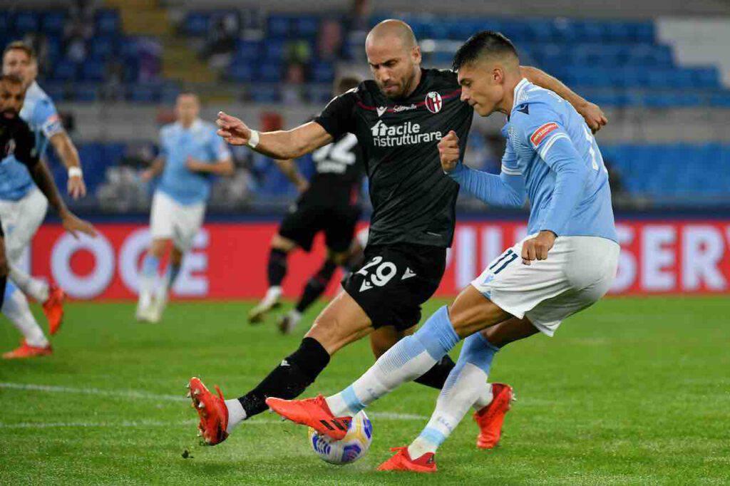 Lazio-Bologna, la sintesi del match (Getty Images)