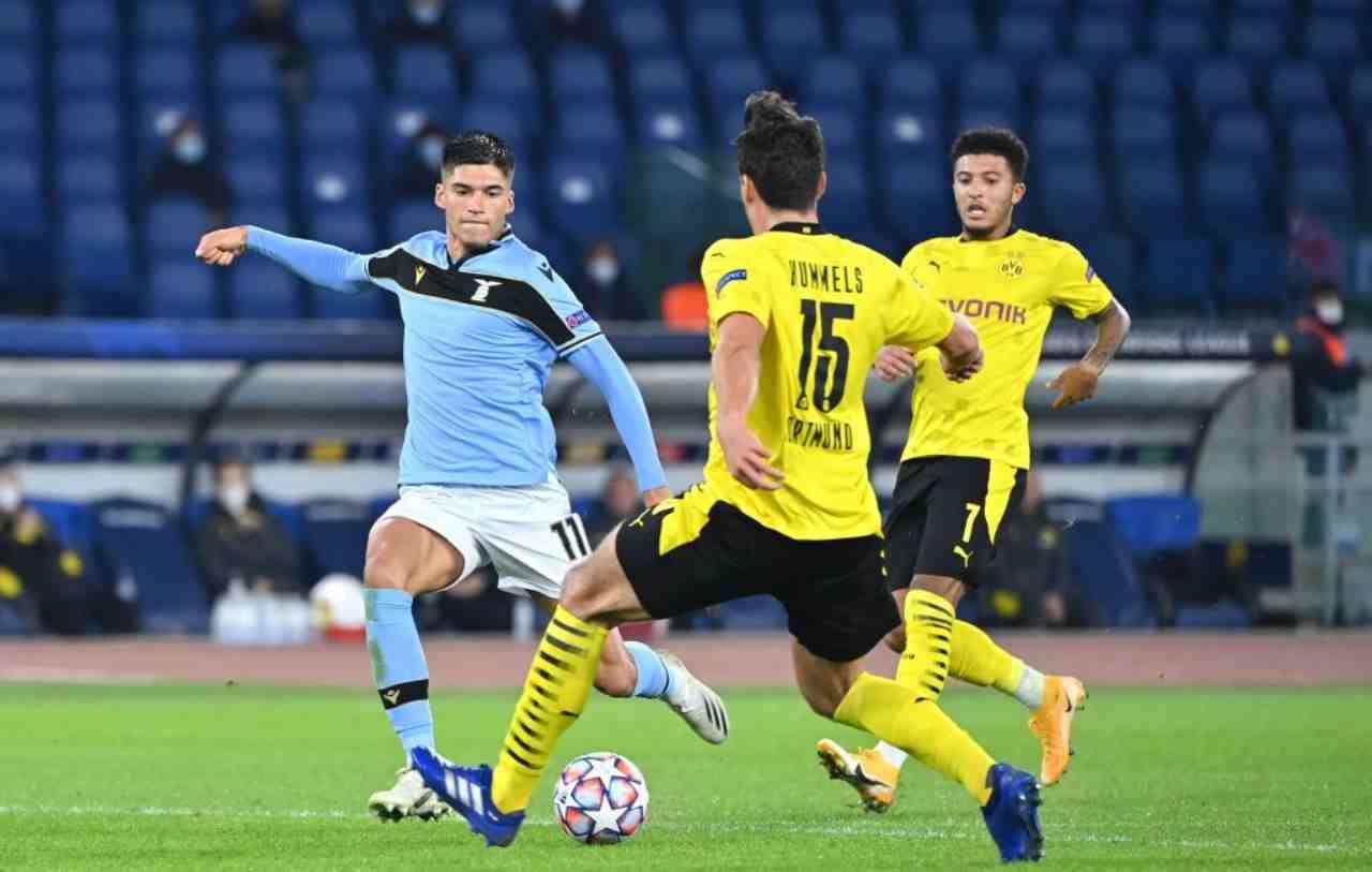 Lazio-Borussia Dortmund 3-1 (Getty Images)