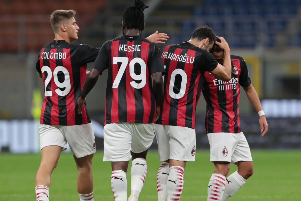 Milan-Spezia, i precedenti della gara (Getty Images)