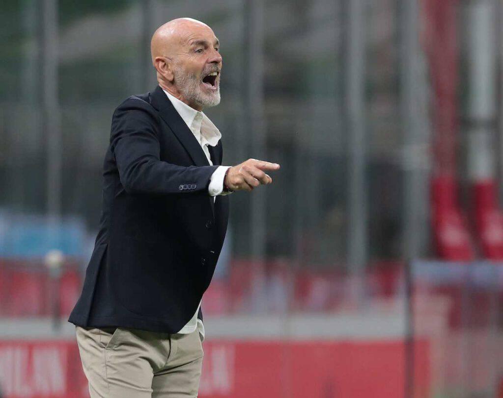 Milan, Pioli prepara la sfida con il Celtic (Getty Images)