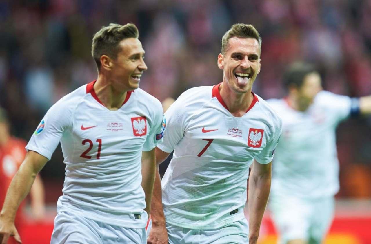Ungheria Polonia probabili formazioni