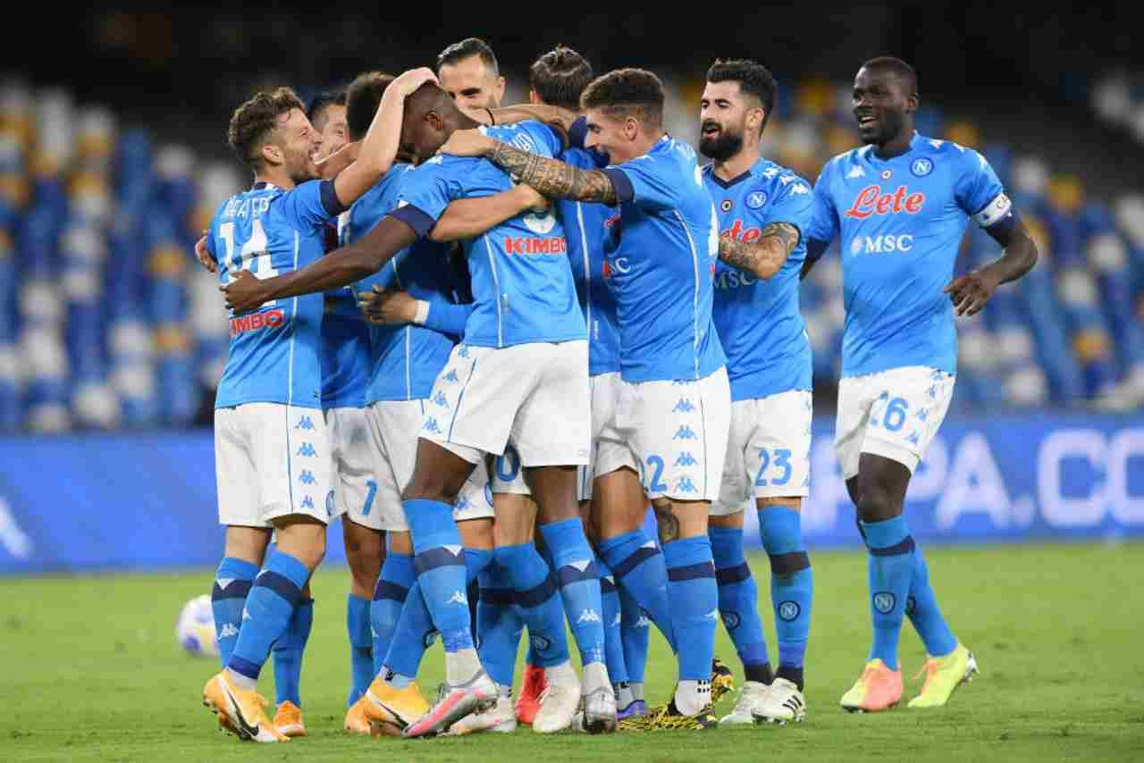 Napoli, negativo anche l'ultimo tampone (Getty Images)