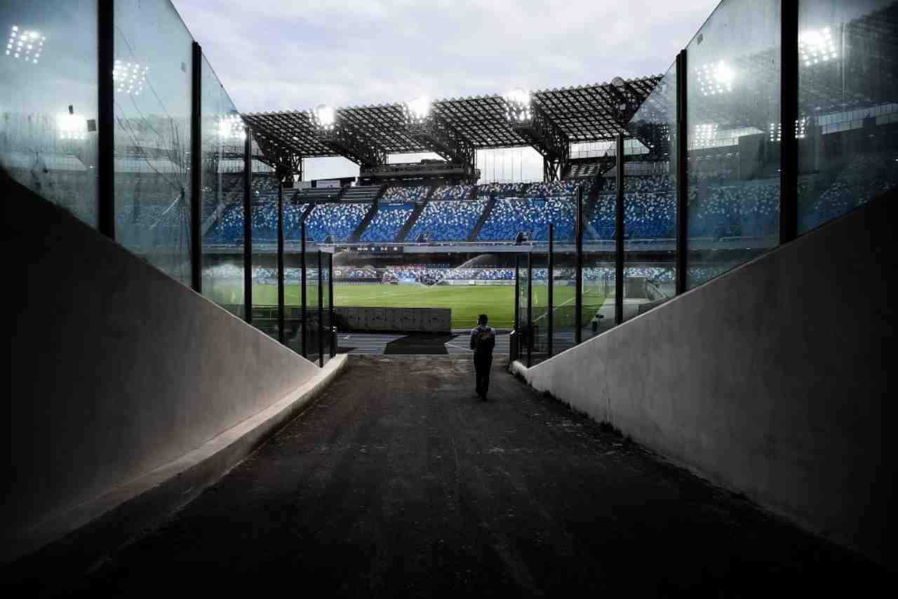 Napoli Primavera travolto dal Covid (Getty Images)