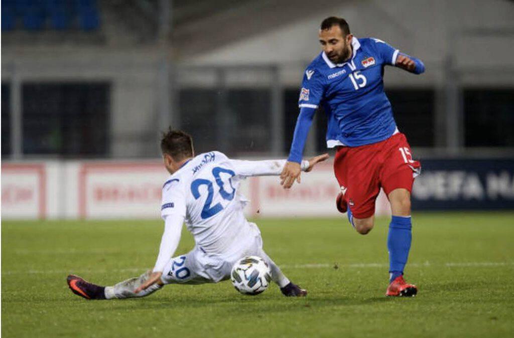Pareggio del San Marino in Nations League dopo 40 sconfitte (Getty Images)
