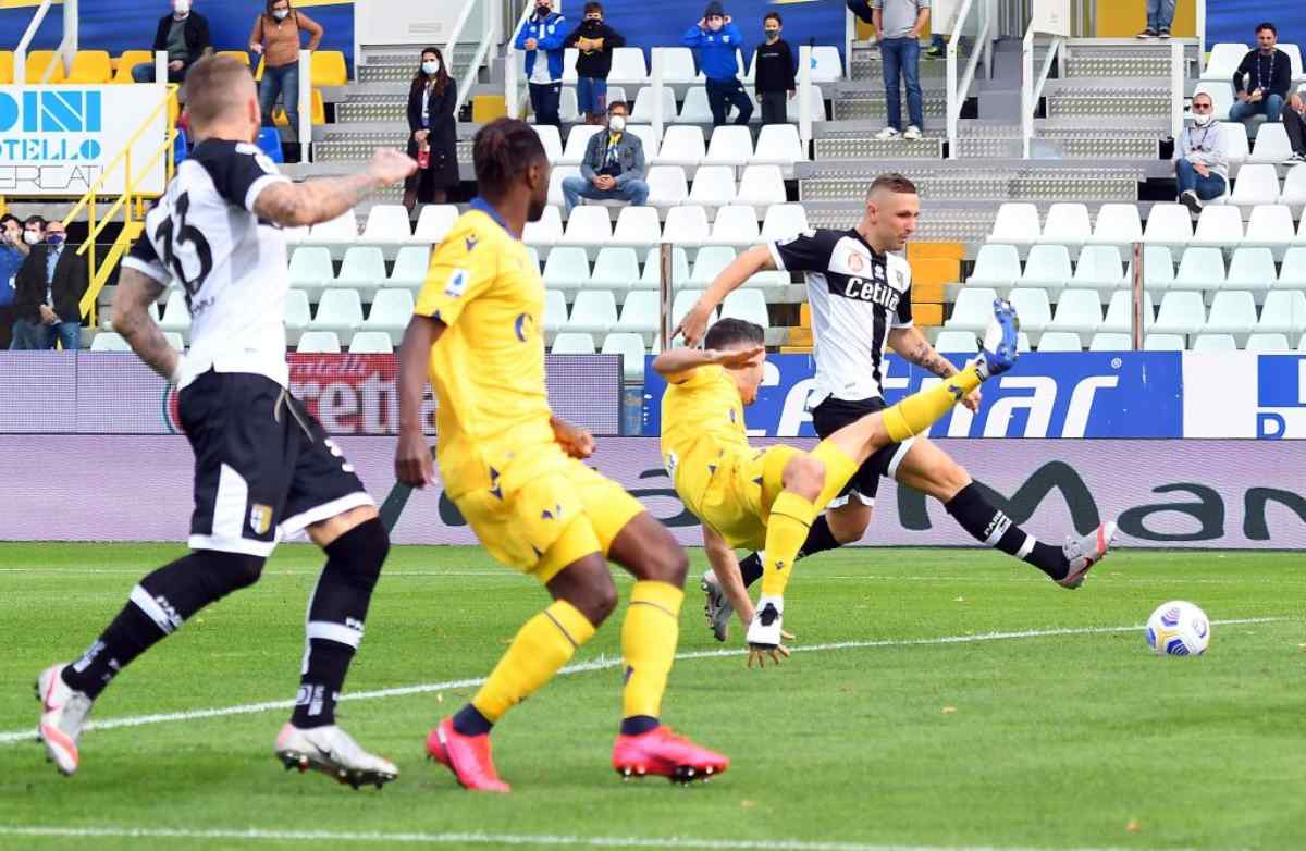Parma-Verona Highlights