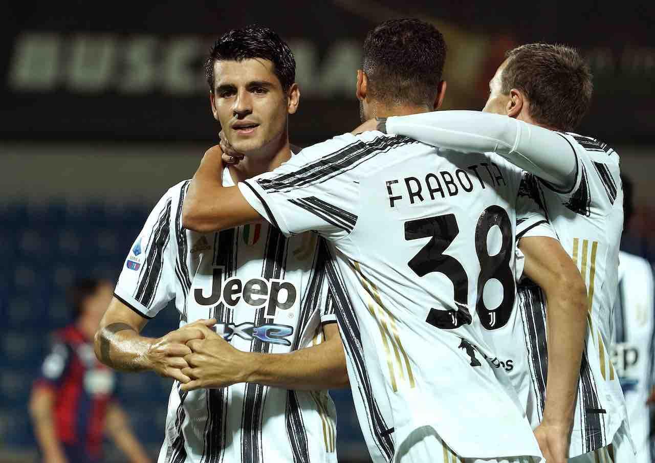 Spezia-Juventus, i precedenti della gara (Getty Images)