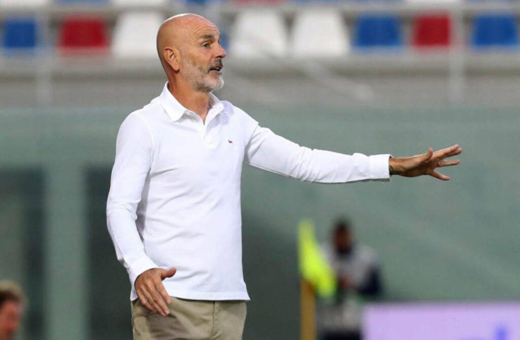Milan-Spezia, Pioli parla in conferenza (Getty Images)
