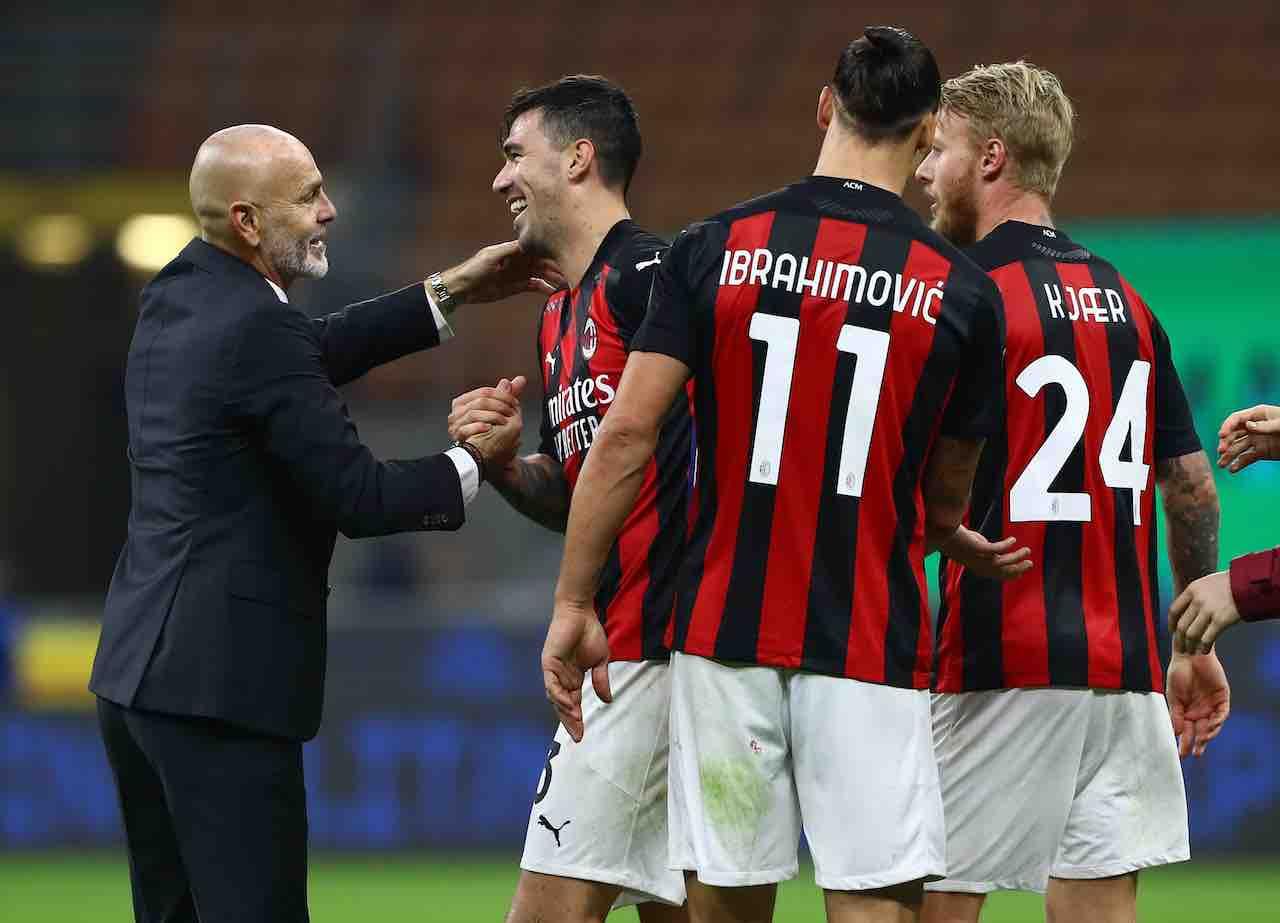 Milan-Roma, dove vederla in streaming (Getty Images)