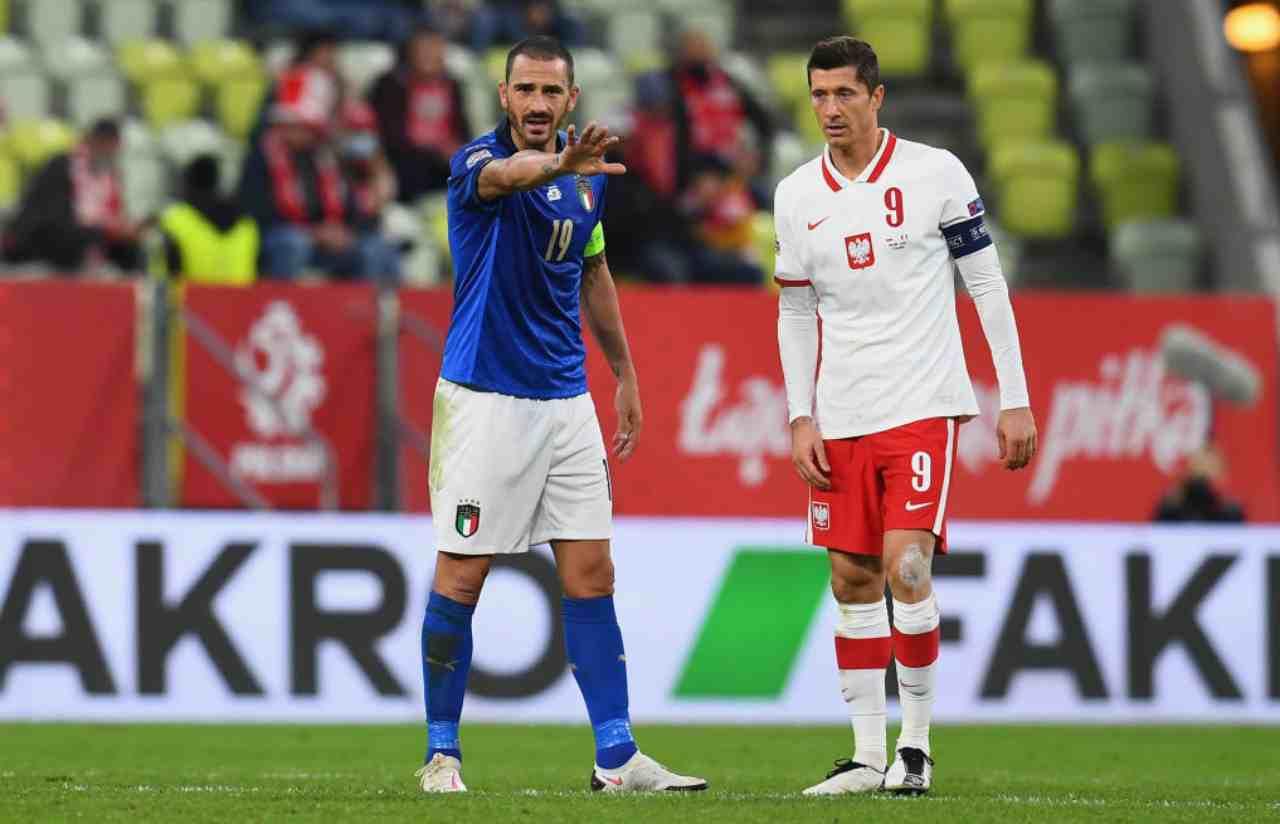 Italia-Polonia, i precedenti del match (Getty Images)