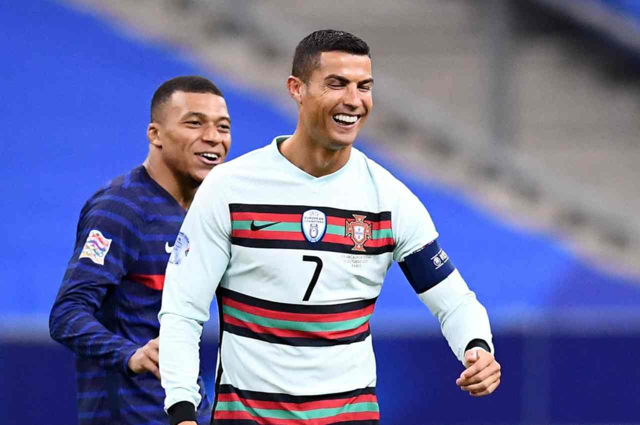 Cristiano Ronaldo Mbappè