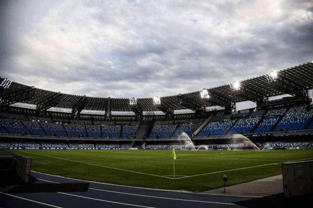"""Stadio """"San Paolo"""" (Getty Images)"""
