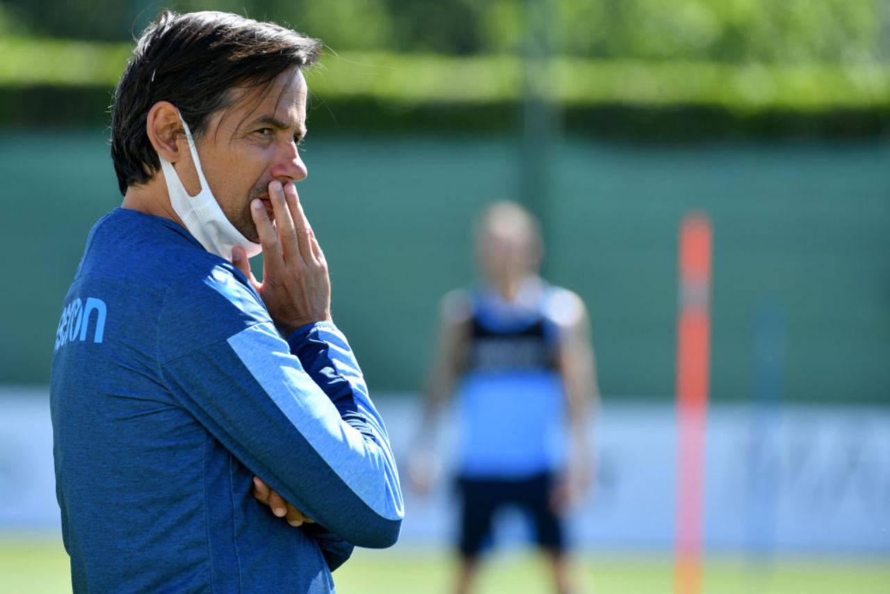 Inzaghi Lazio Juventus