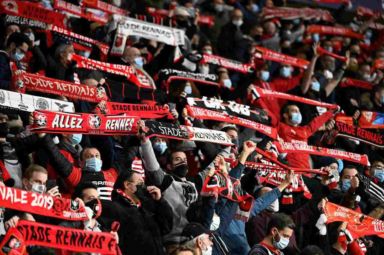 tifosi rennes champions uefa inchiesta