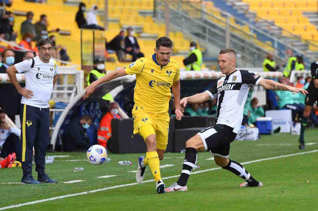 Verona, critiche allo sponsor da un consigliere leghista (Getty Images)