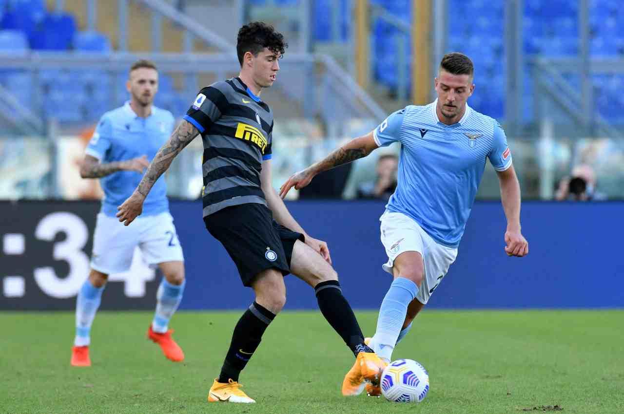 Inter-Lazio precedenti