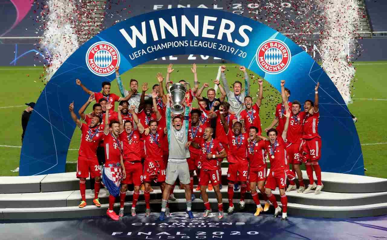 DAZN vuole tutta la Champions League