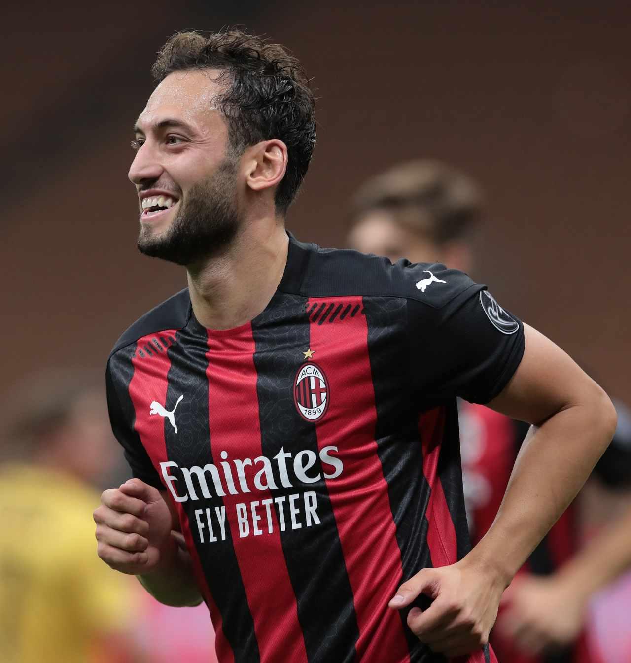 Milan, Calhanoglu nel mirino di un top club della Liga (Getty Images)