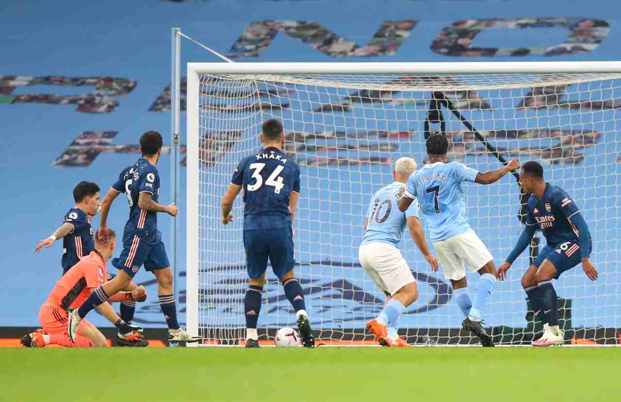 Premier League, Sterling fa volare il Manchester City