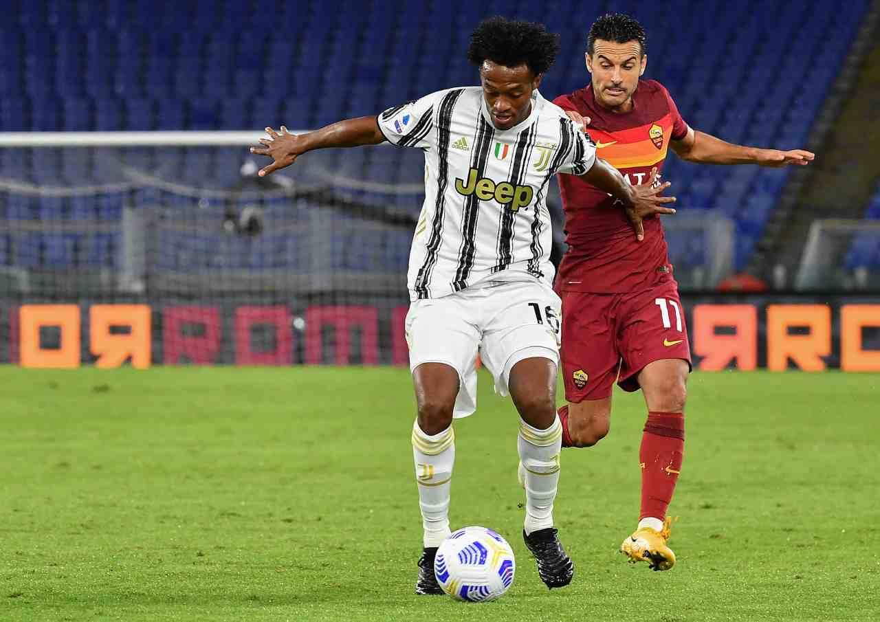Juventus, che futuro per Cuadrado
