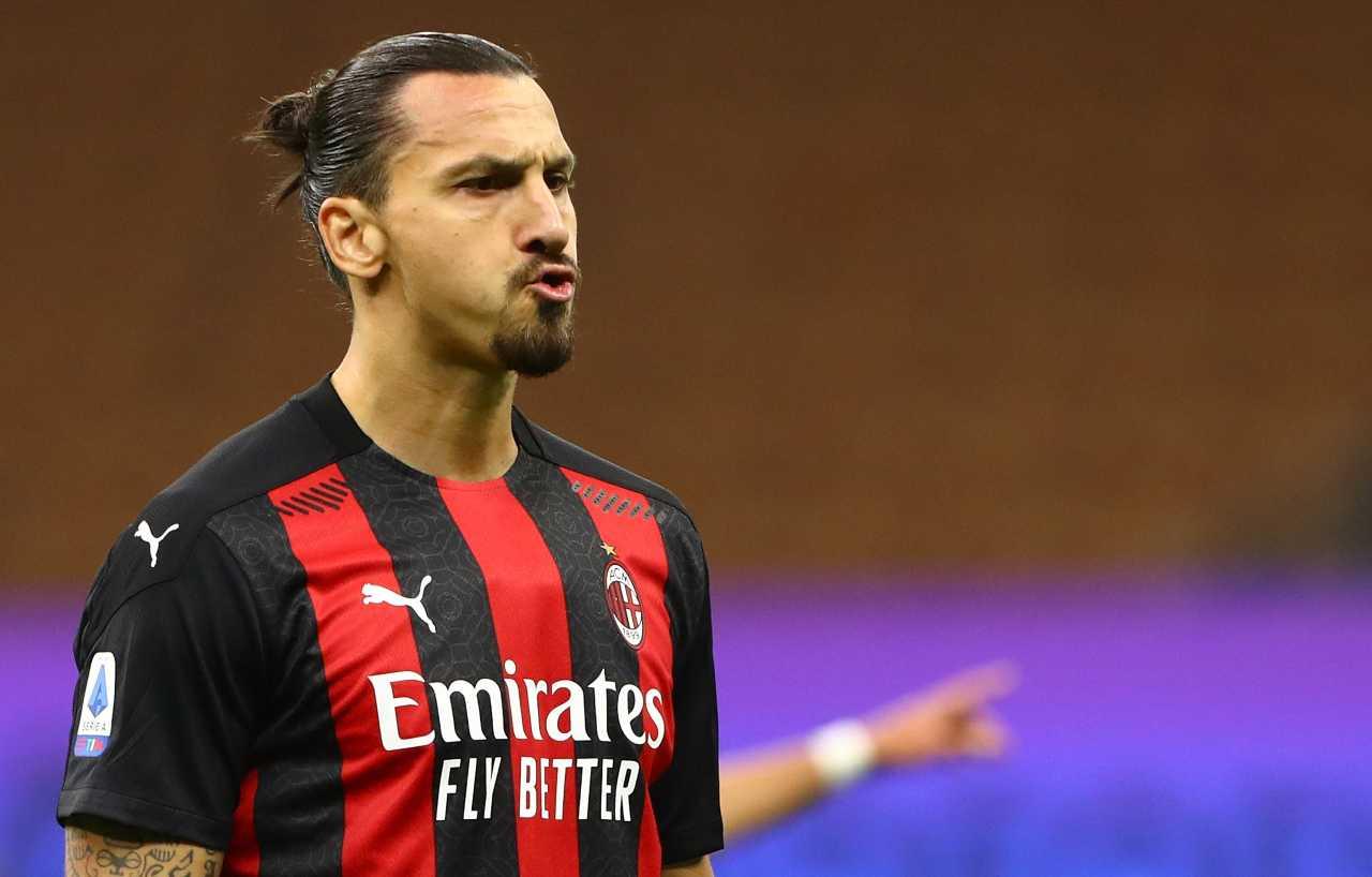 Ibrahimovic, patto col Diavolo: Milan in Champions League e rinnovo