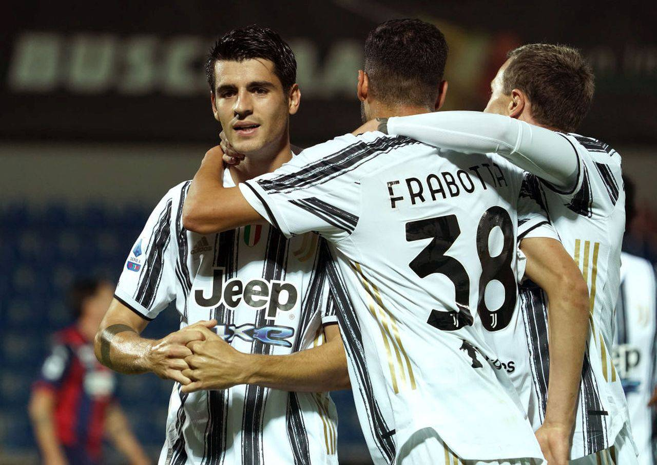 Juventus-Verona, i precedenti della gara (Getty Images)