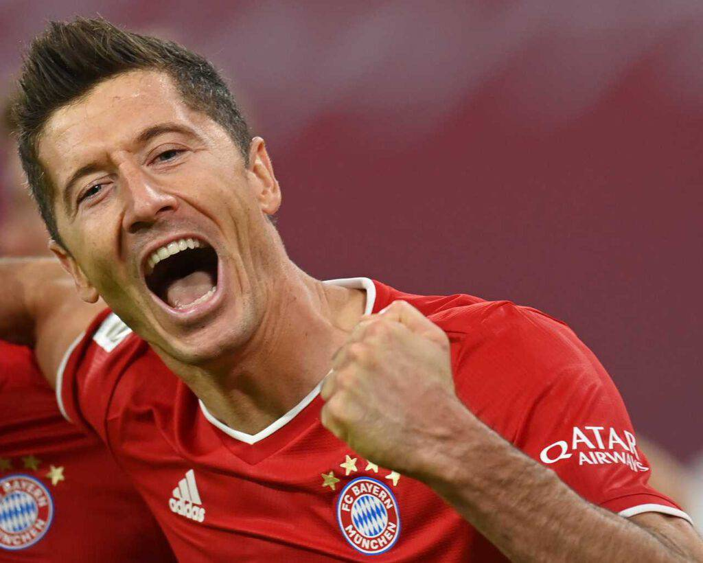 Lewandowski e il Pallone d'Oro: tweet di Pistocchi (Getty Images)