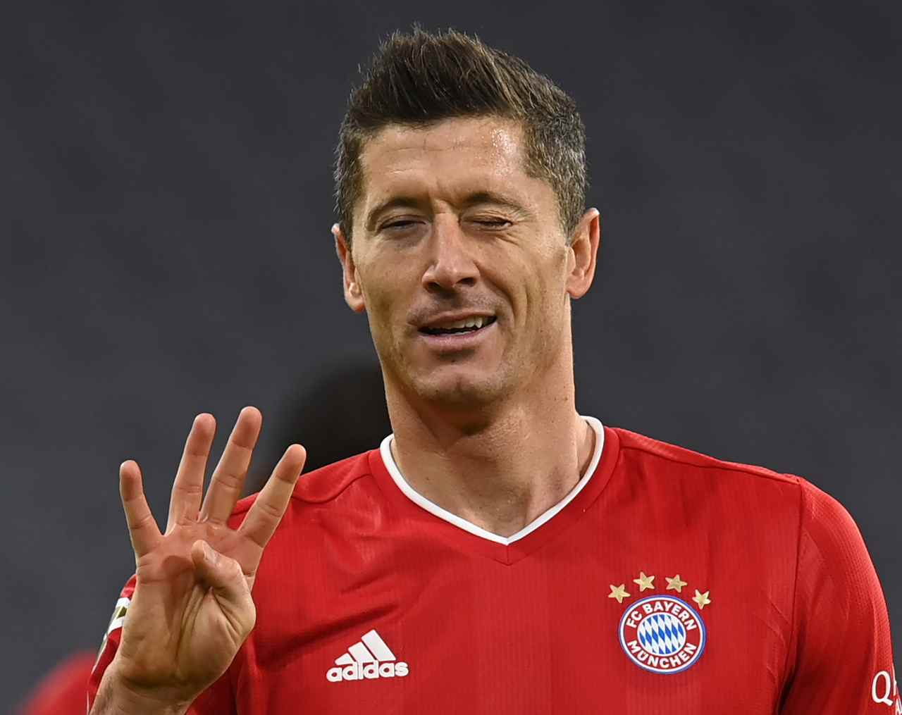 Migliori goleador d'Europa, Lewandowski in testa alla classifica (Getty Images)