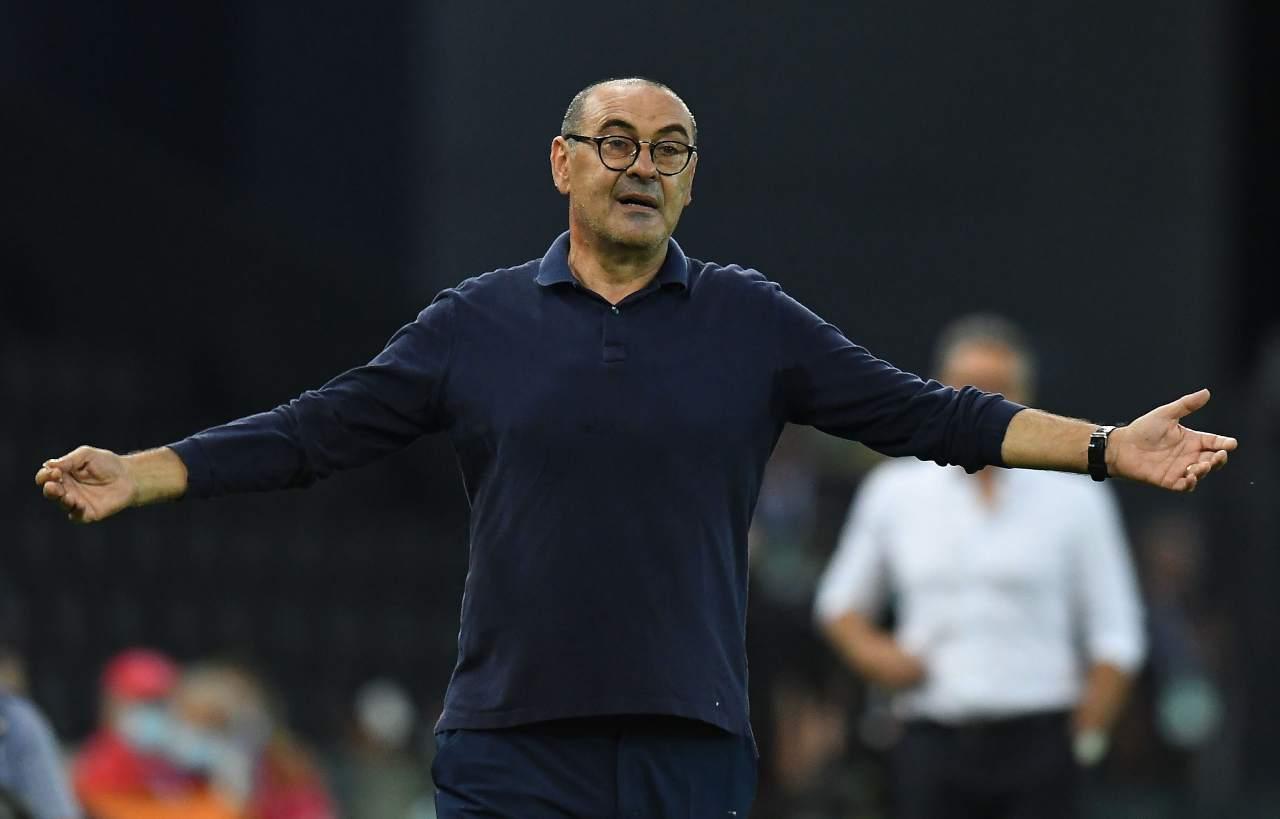 Sportmediaset - Sarri verso la rescissione con la Juve: c'è la Fiorentina