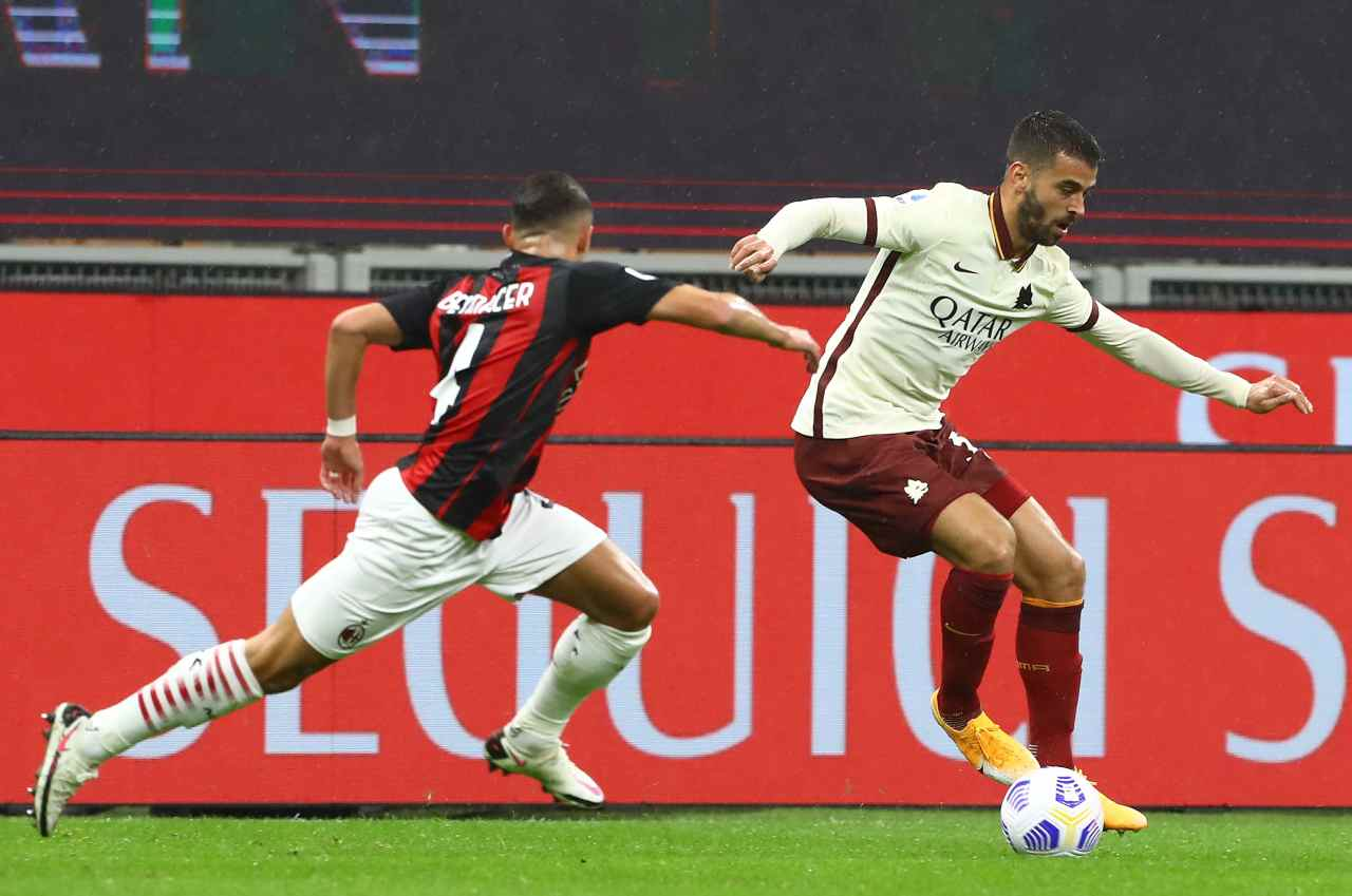 Serie A, la sintesi di Milan-Roma