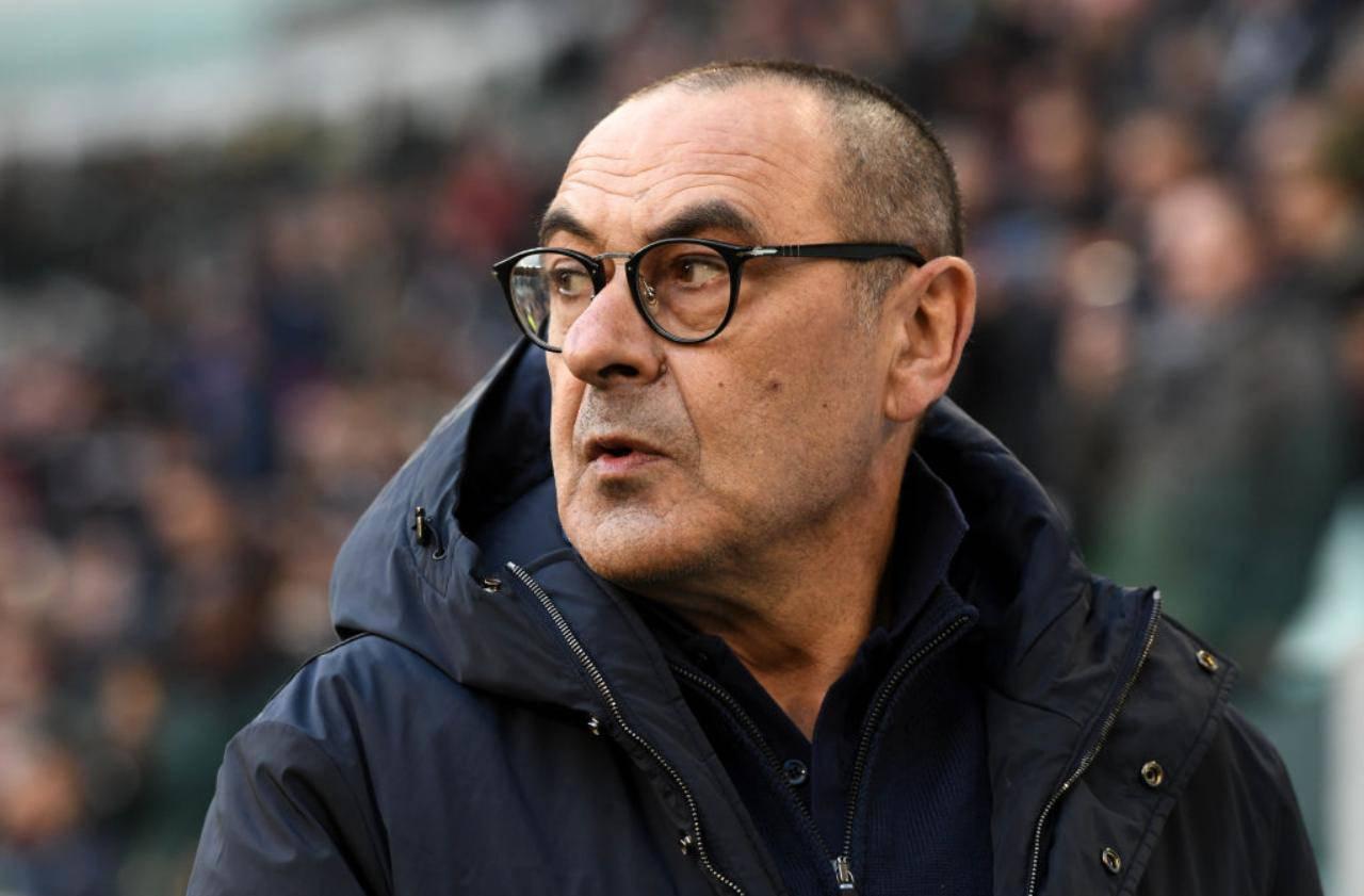 Sarri Juventus Marsiglia