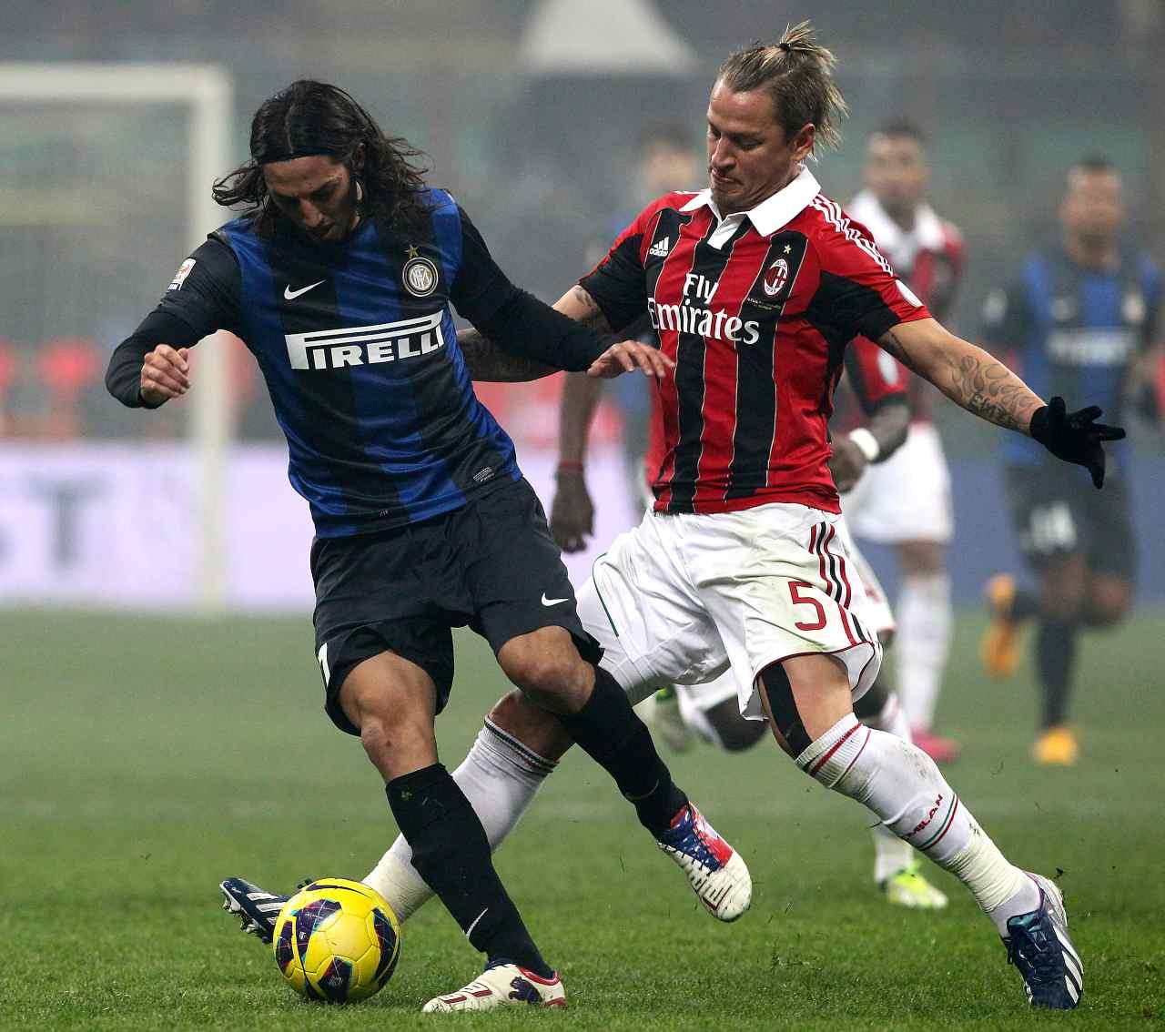 Inter-Milan: De Vecchi, Minaudo e gli altri, gli eroi per caso del derby