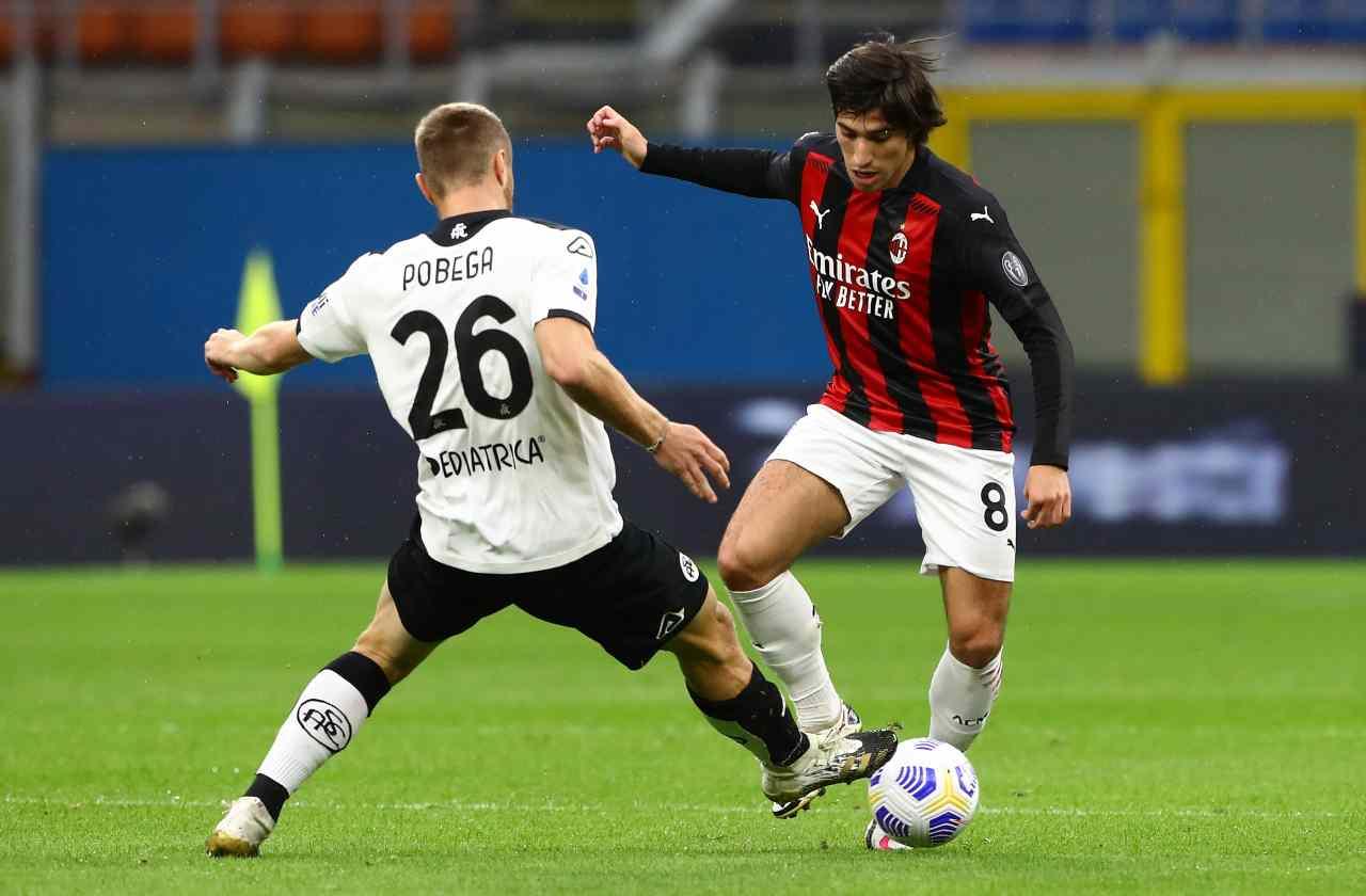 Promosse Milan e Napoli