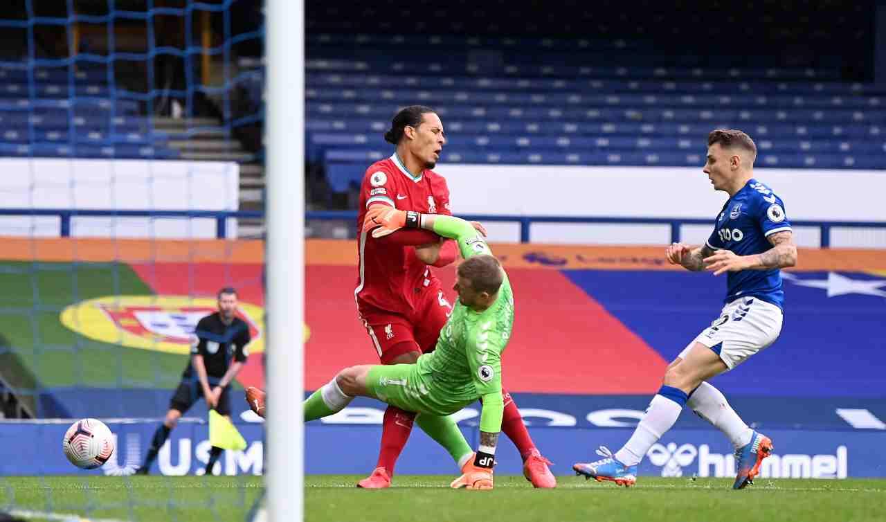 Liverpool, Van Dijk out: le alternative per Klopp