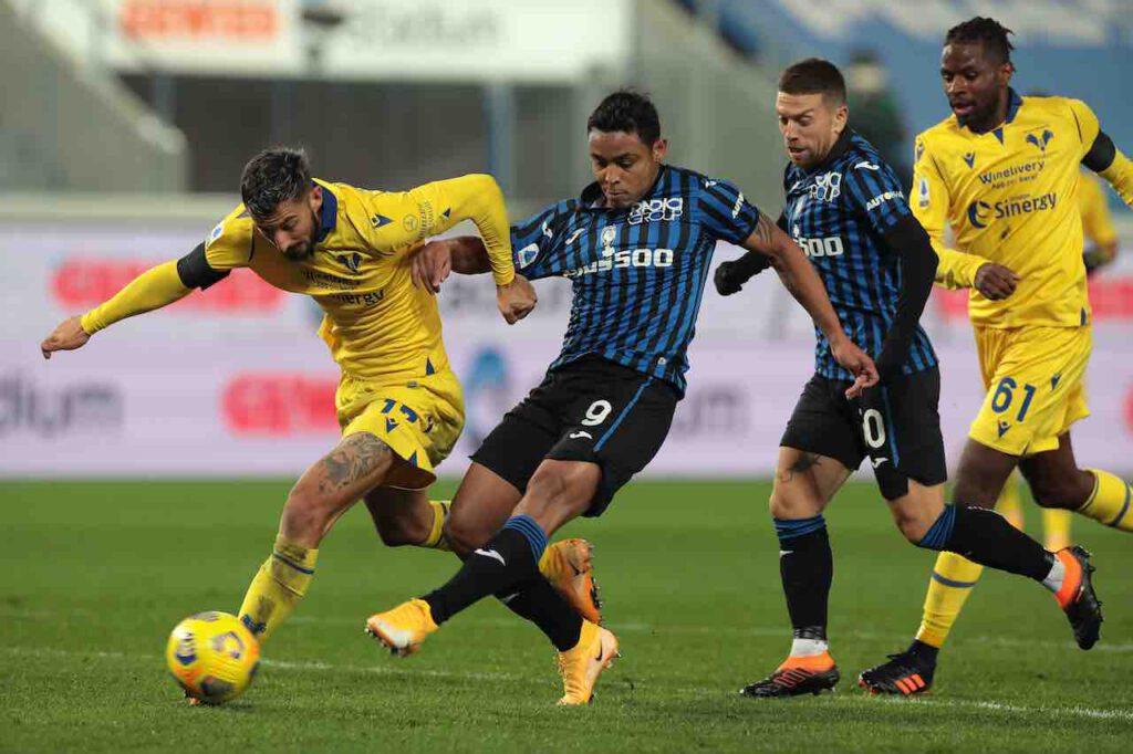 Atalanta-Verona, highlights della sfida (Getty Images)