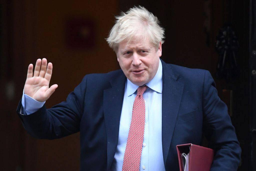 Euro 2021 Boris Johnson propone il Regno Unito per ospitare i match (Getty Images)