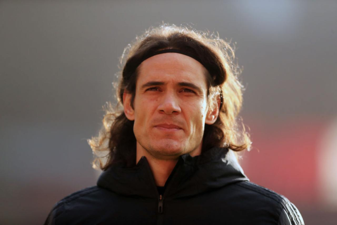 Cavani, le possibili conseguenze per la foto online (Getty Images)