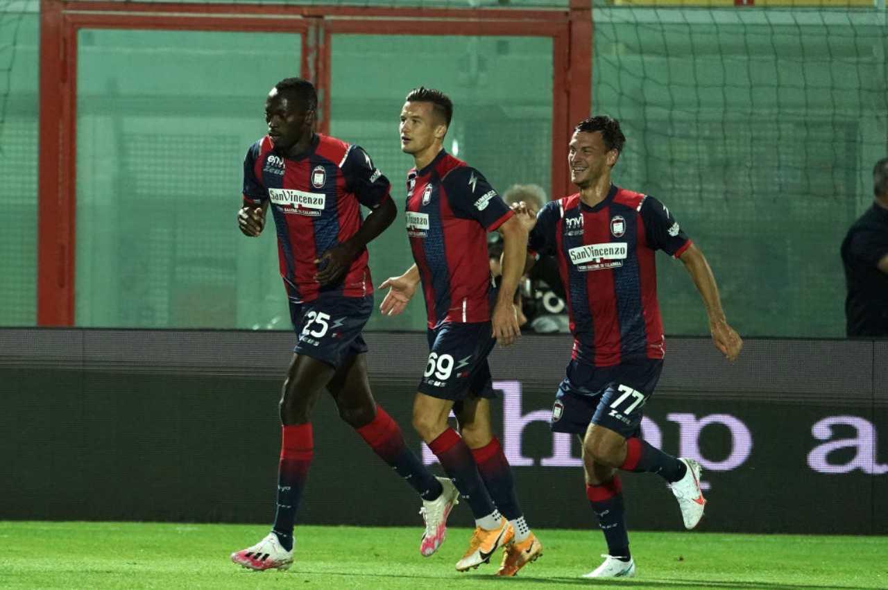 Crotone-Lazio, le novità sulla gara (Getty Images)
