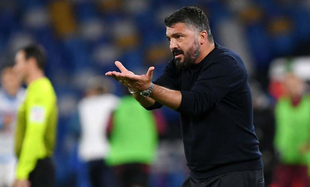 Napoli, Gattuso, dimissioni: arriva la smentita (Getty Images)