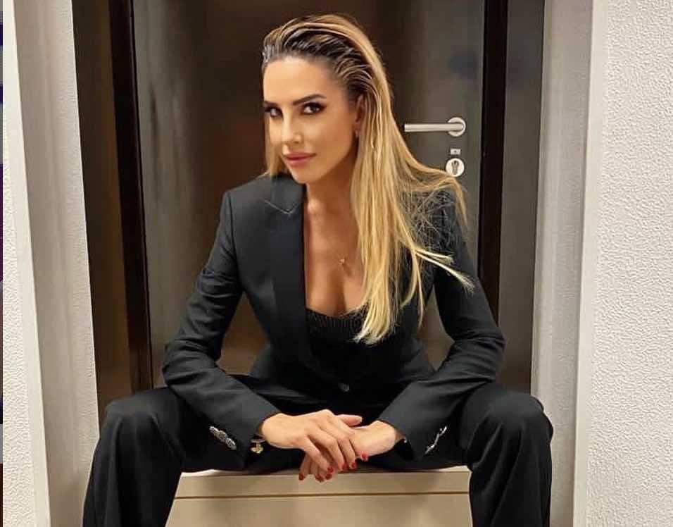 Giorgia Rossi assente Pressing (Instagram)